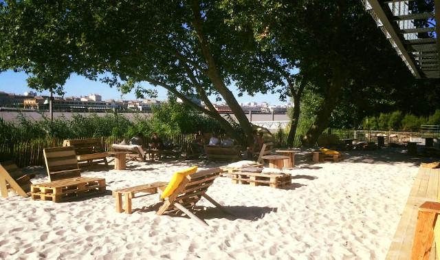 Terrasse Chantiers de la Garonne