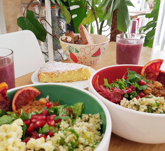 restaurant végétarien bordeaux