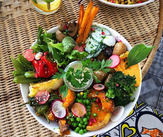 restaurant végétalien bordeaux
