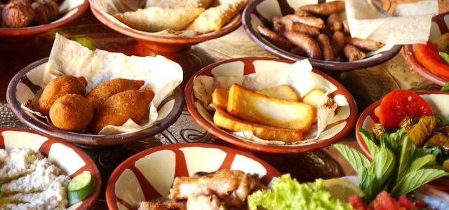 restaurant libanais bordeaux