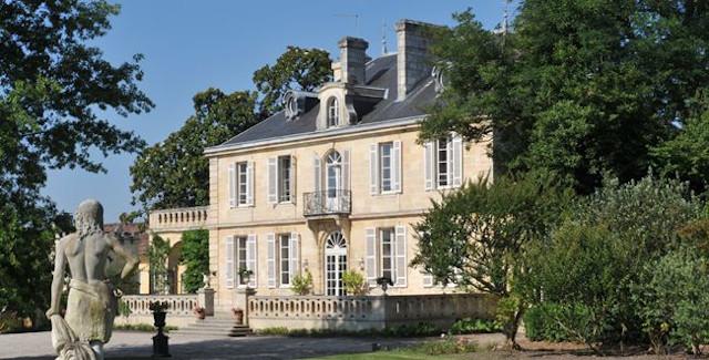Week-end Bordeaux château Margaux