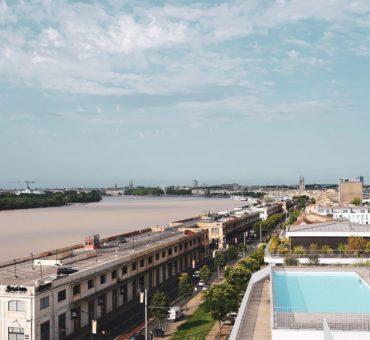 Roof, le nouveau rooftop éphémère de Bordeaux vous emmène au 8ème ciel !