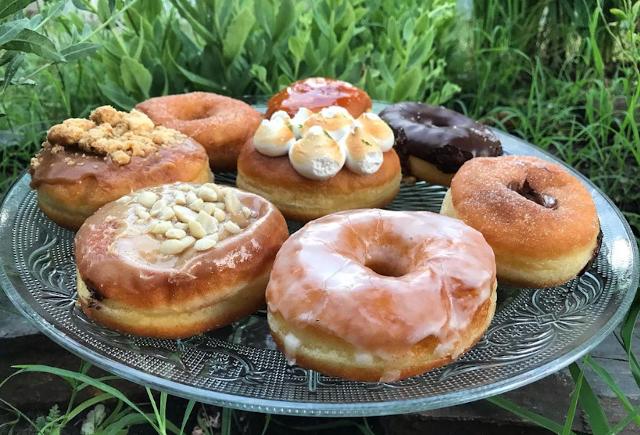 premier bar à doughnut bordeaux