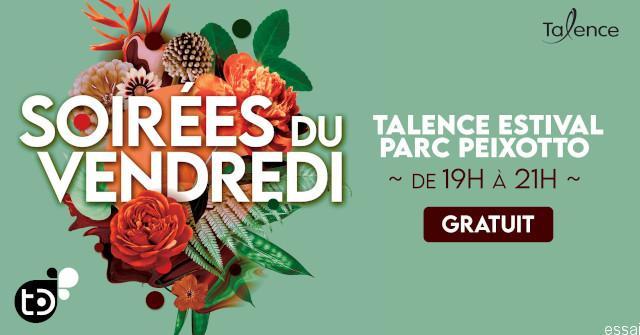 week-end événement Bordeaux Estival