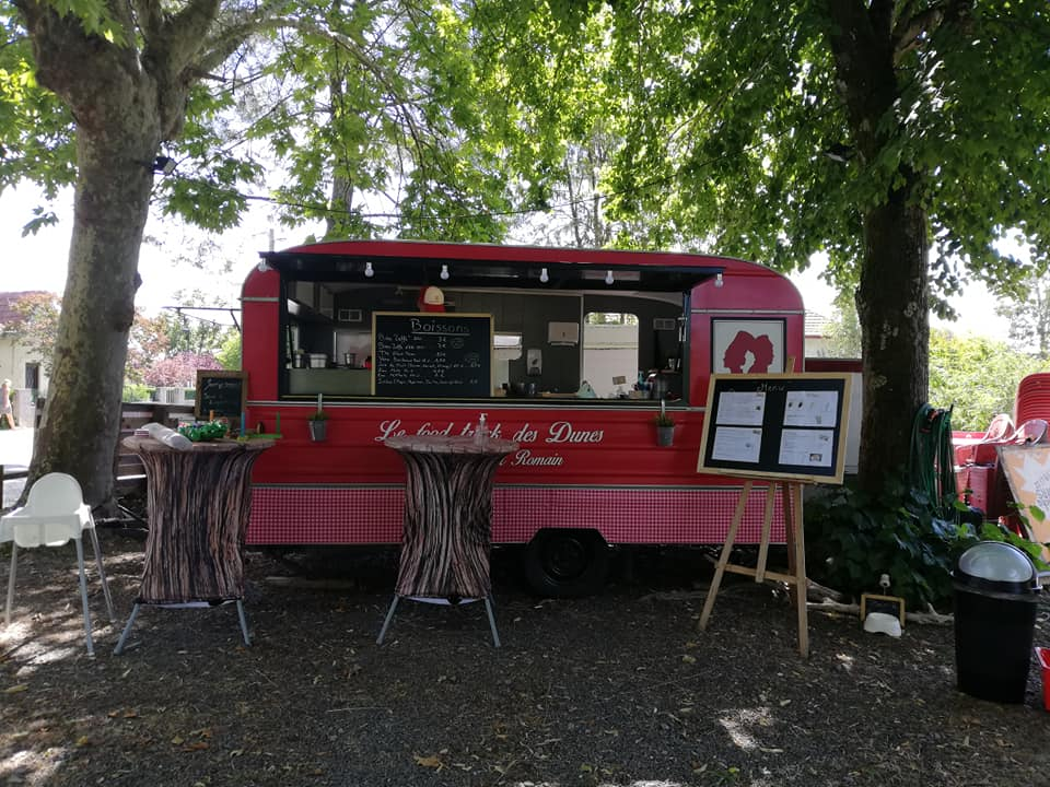 Ou manger Bassin Arcachon - Le Food Truck des Dunes