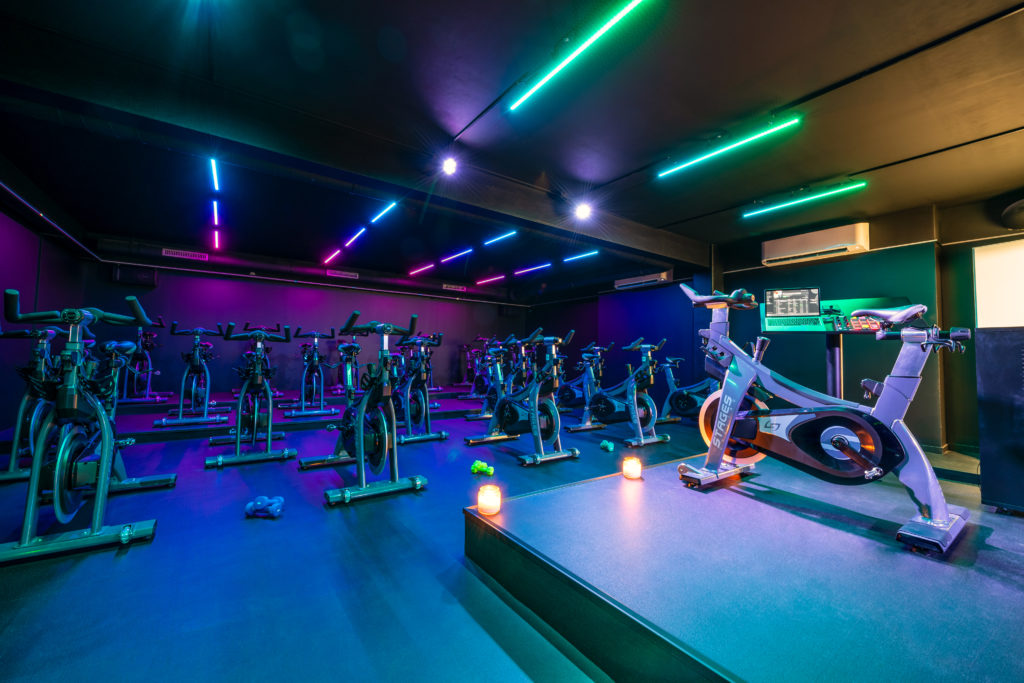 Indoor cycling France