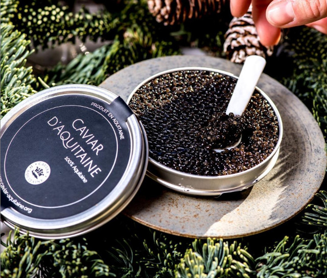 Caviar d'Aquitaine Bordeaux