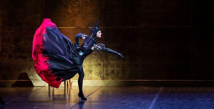 Saint Valentin Ballet spectacle Bordeaux