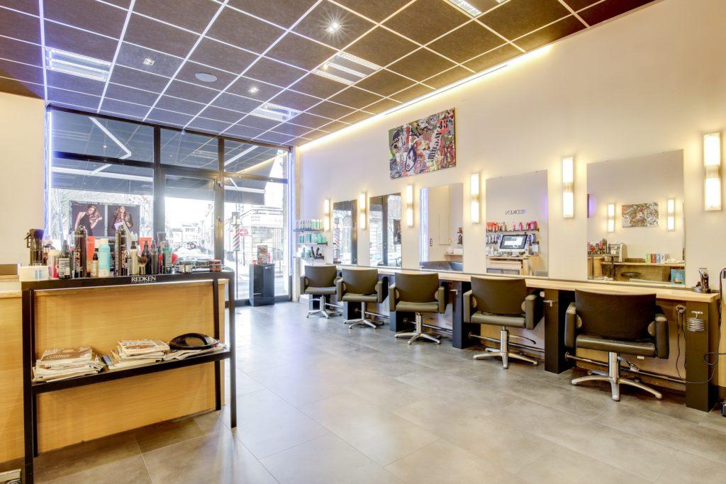 Salon de coiffure Bordeaux caudéran