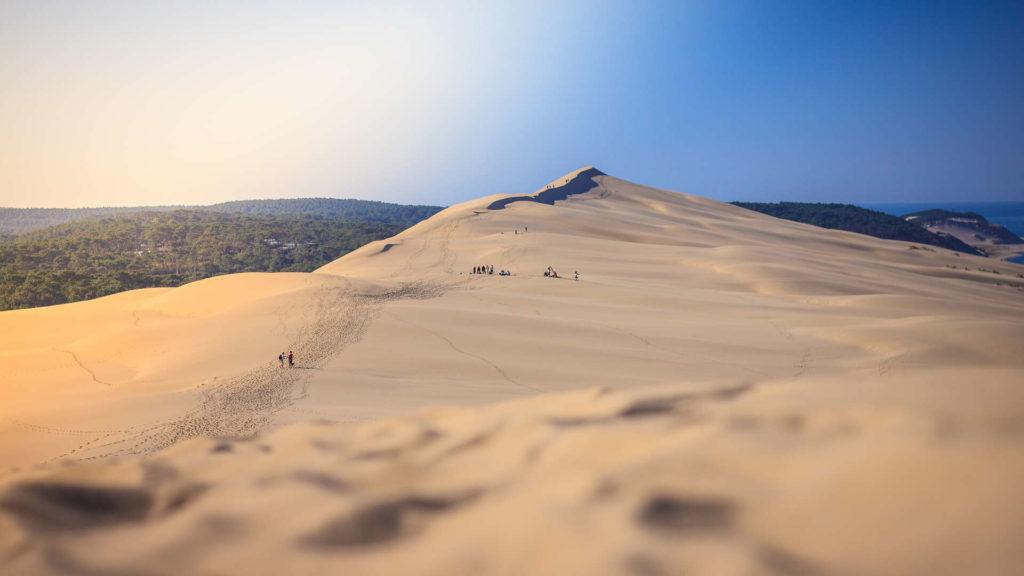 Dune du Pilat ©David Remazeilles (Gironde Tourisme)