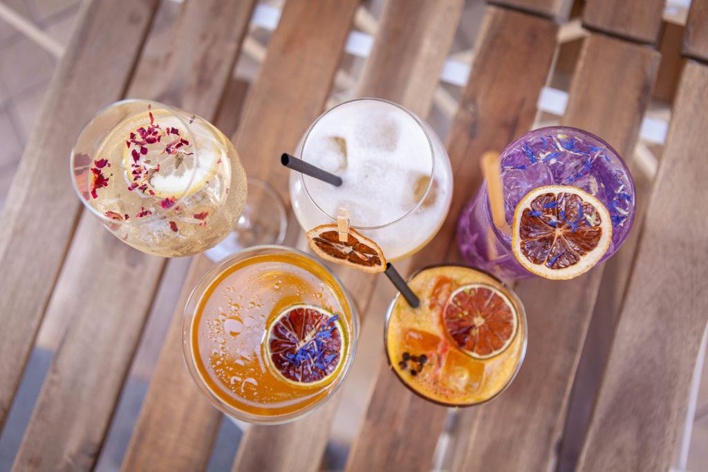 Bar cocktail bordeaux quartier b