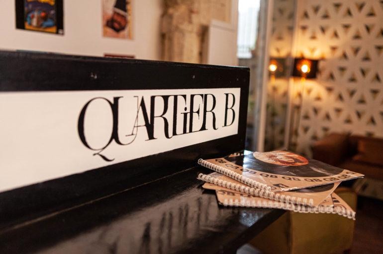 Quartier B, le premier bar de Bordeaux dédié au Hip-Hop