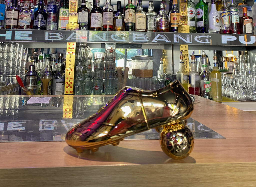 Euro 2021 bar Bordeaux Bar US